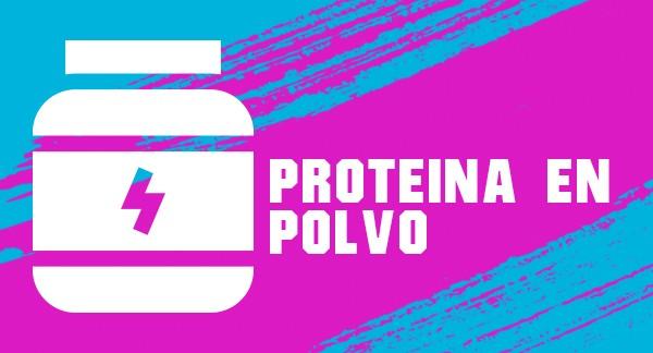 Proteínas en polvo